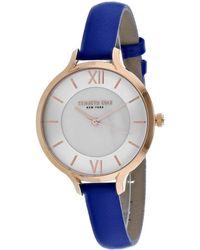 Kenneth Cole Women's Classic Watch - Metallic