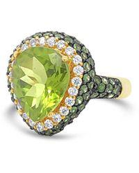 Le Vian ? Grand Sample Sale 14k Strawberry Gold 5.84 Ct. Tw. Diamond & Gemstone Ring - Metallic