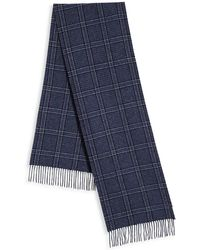 Saks Fifth Avenue   Donegal Plaid Scarf   Lyst