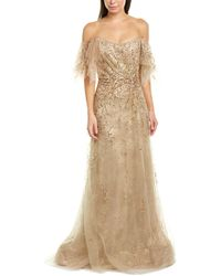 Rene Ruiz Gown - Metallic