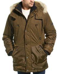 Marc New York Maxfield Coat - Green