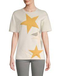 Stella McCartney Star Graphic T-shirt - White