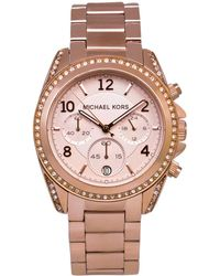 Michael Kors Women's Blair Watch - Pink