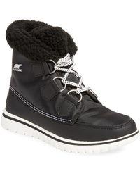 Sorel Cosy Carnival Boot - Black