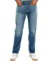 Lucky Brand 410 Grand Mesa Athletic Slim Jean - Blue