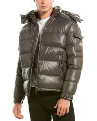 Moncler Maya Down Jacket - Grey