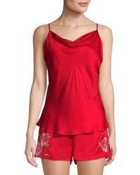 Natori - Camisole & Short Pyjama Set - Lyst
