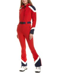 Perfect Moment Allos Ski Suit - Red