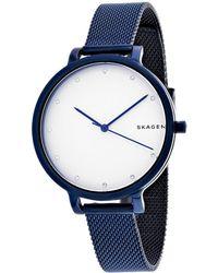 Skagen Women's Hagen Watch - Blue