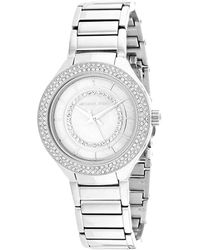 Michael Kors Women's Stainless Steel Watch - Metallic
