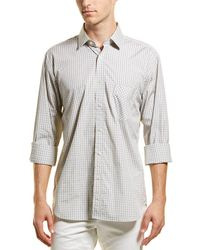 Billy Reid Holt Dress Shirt - White