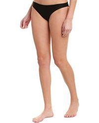 Shoshanna Swimwear Classic Bikini Bottom - Black