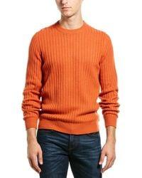 Brunello Cucinelli Cashmere Sweater - Orange