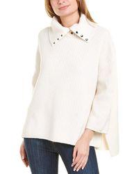 Bogner Kimberly Wool-blend Jumper - White