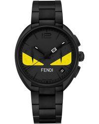 Fendi Men's Momento Bugs Watch - Black