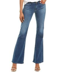 AG Jeans Angel 10 Years Haven Bootcut - Blue