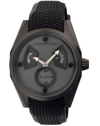 Morphic Men's M34 Series Watch - Black