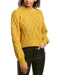 Equipment Roesia Jumper - Yellow