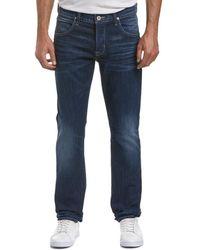 Hudson Jeans Blake Ringside Slim Straight Leg - Blue