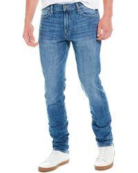 Hudson Jeans Ace Starr Skinny Leg - Blue