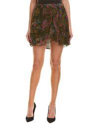 IRO Floral Skirt - Pink