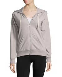 Alternative Apparel - Adrian Drawstring Hoodie - Lyst