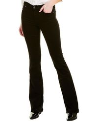 7 For All Mankind - 7 For All Mankind Black Bootcut - Lyst