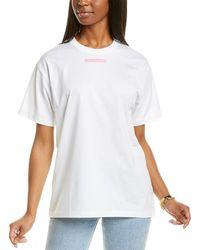 Burberry Unicorn Print T-shirt - White