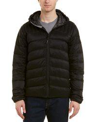Canada Goose Brookvale Down Hooded Jacket - Black