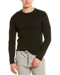 Superdry Shirt Shop Embossed T-shirt - Black