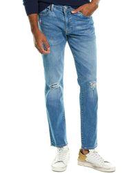 Levi's Levi's 511 Light Wash Slim Leg Jean - Blue