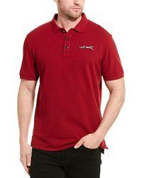 Roberto Cavalli Just Cavalli Polo Shirt - Red