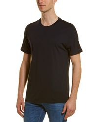 Vince Twill Tape T-shirt - Blue
