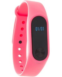 Everlast Rbx Tr7 Activity Tracker & Heart Rate Monitor With Caller Id & Message Alerts - Pink