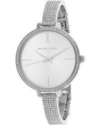 Michael Kors Women's Jaryn Watch - Metallic