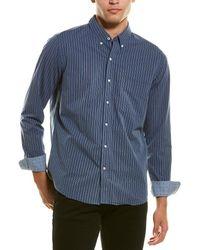 J.McLaughlin Westend Shirt - Blue