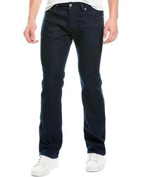 DIESEL Zatiny Dark Wash Regular Bootcut - Blue