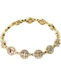 Cartier Cartier Himalia 18k 4.23 Ct. Tw. Diamond Bracelet - Metallic