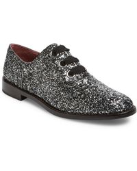 Marc Jacobs | Helena Round-toe Oxford | Lyst