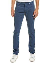 AG Jeans The Stockton Blue Skinny Pant