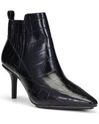 Donald J Pliner - Willim Leather Bootie - Lyst