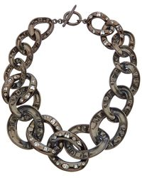Kenneth Jay Lane Plated Necklace - Multicolour