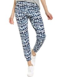 Johnny Was Tie-dye Jogger Pant - Blue