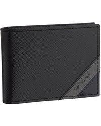 Samsonite Shaded Rfid Front Pocket Slimfold - Black