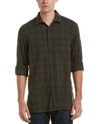 Billy Reid - John Standard Fit Woven Shirt - Lyst