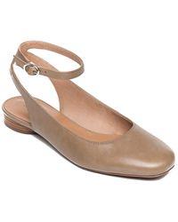 Bernardo Ellie Leather Flat - Multicolor