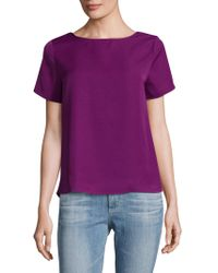 Lucca Couture - June Knit Top - Lyst