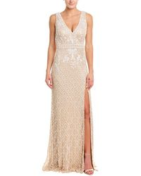 Basix Black Label Gown - Natural