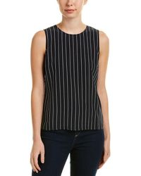 AG Jeans - Teagan Silk Top - Lyst