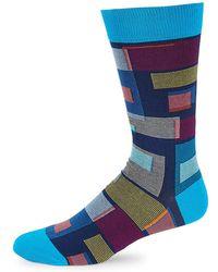 Bugatchi - Multi-colored Socks - Lyst